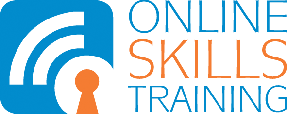 Logo for Online Skills Training